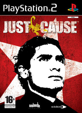 Just Cause [Full RUS|PAL] [PS2], Игра для PS2