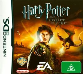 Harry Potter and the Goblet of Fire [US\ENG] [NDS], Игра для NDS/3DS