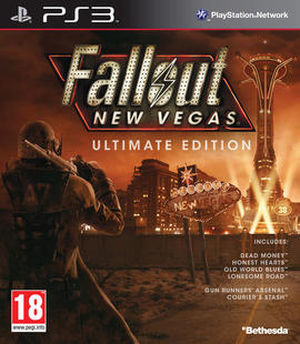 Fallout New Vegas: Ultimate Edition [EUR/RUS] [PS3], Игра для PS3